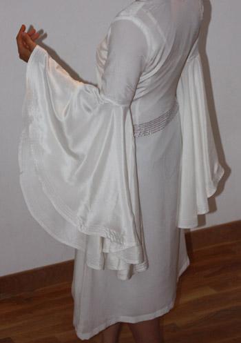 Robe annee folle brod e ann e 30 boutique de mariage paris - Robe de mariee annee 60 ...